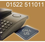 Call us on 01522 511011